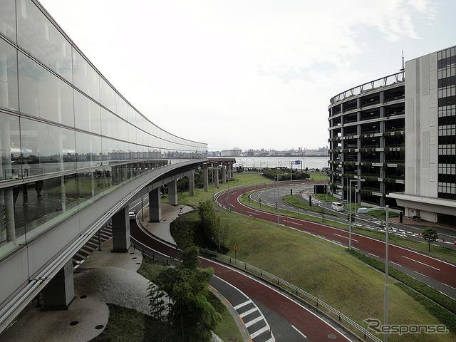 羽田空港第2ゾーン開発エリア