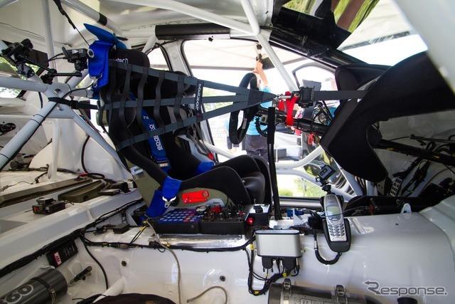 スバル WRX STI タイムアタック