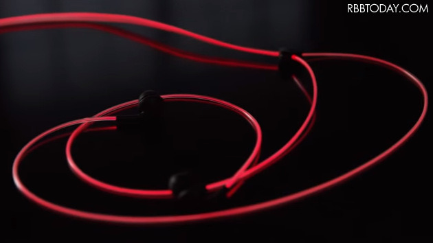 本体カラー(赤)の利用イメージ