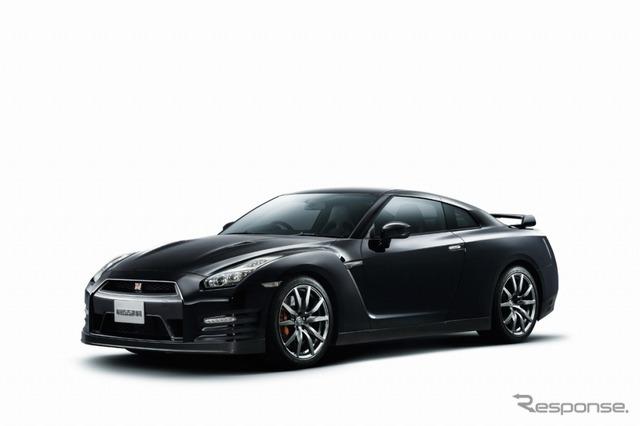 日産 GT-R NISMO、2017年モデル