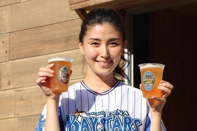 「YOKOHAMA BAY BEER FESTIVAL 2016」に橋本マナミが登場(2016年8月26日)