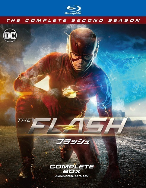 「THE FLASH / フラッシュ<セカンド・シーズン>」(C)2016 Warner Bros. Entertainment Inc. All rights reserved.