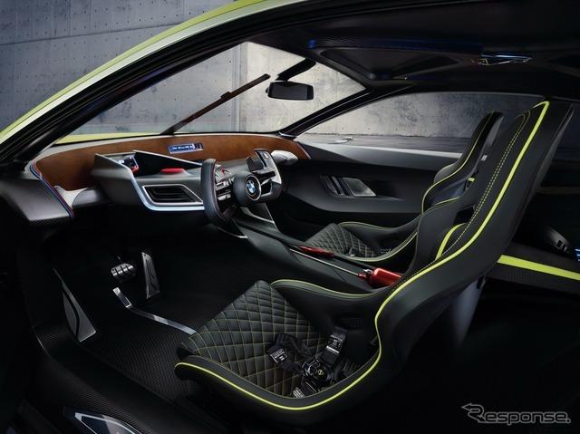 BMW 3.0 CSL オマージュ(参考画像)