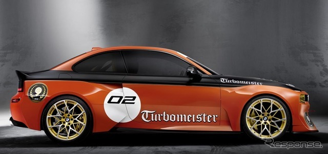 BMW 2002 オマージュの新仕様