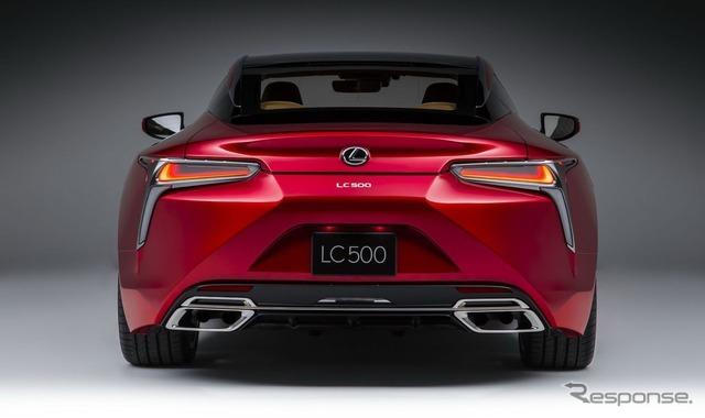 レクサス LC500