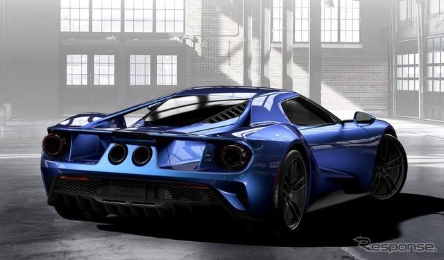 フォード GT 新型