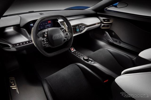 新型 フォード GT