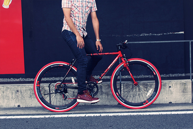小柄な日本人に向けた650Cクロスバイク発売…ドッペルギャンガー