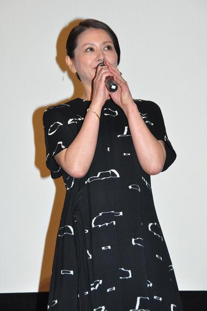 小泉今日子『ふきげんな過去』舞台挨拶