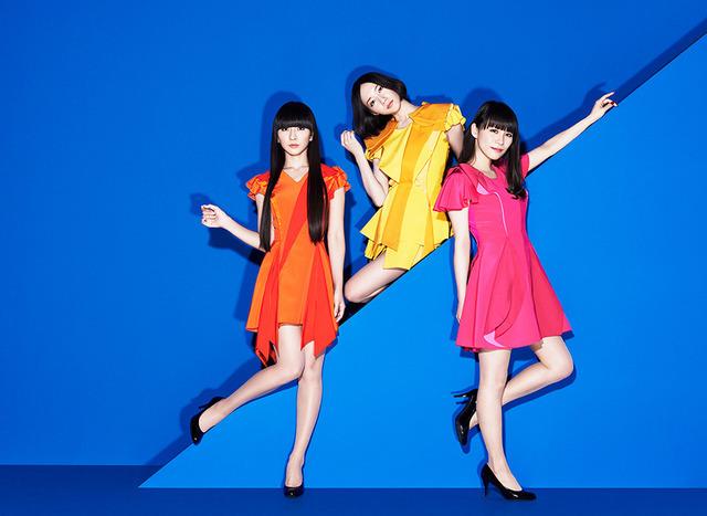 Perfume 写真提供:テレビ朝日