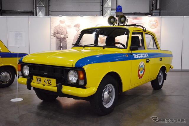 モスクヴィッチ 412