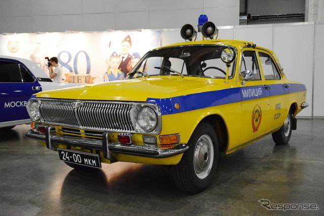 GAZ 24。これも通称はヴォルガだ