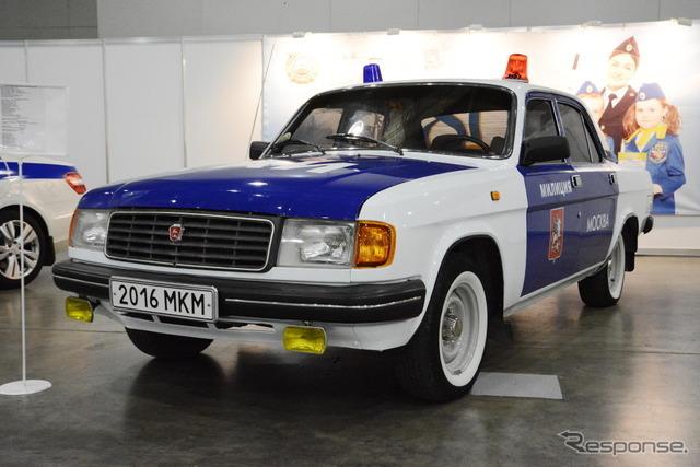 GAZ 31029。ソヴィエト崩壊後に登場したヴォルガだ