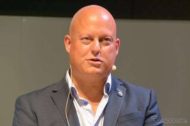 ケーニグセグ オートモティブ社 クリスチャン・フォン・ケーニグセグ CEO