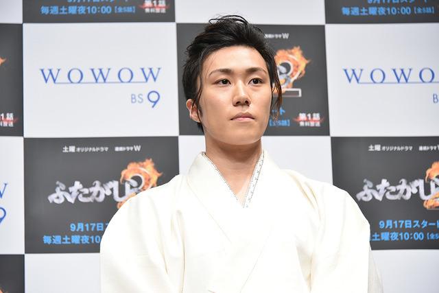 早乙女太一「連続ドラマW ふたがしら2」第1話完成試写会