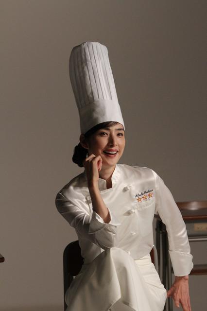 夏ドラマ密着編集部ブログより『Chef~三ツ星の給食~』の天海祐希