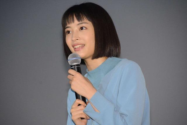 広瀬すず/映画『四月は君の嘘』公開直前イベント