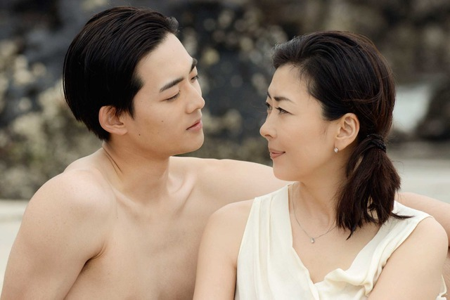 連続ドラマW「賢者の愛」(C)WOWOW