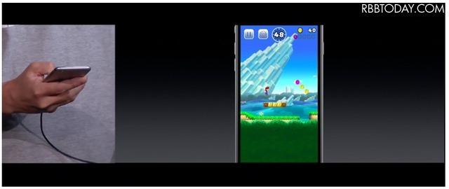 iPhone向けゲームにマリオが登場!完全新作の名は「スーパーマリオ ラン」