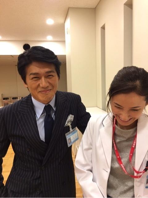 『メディカルチーム レディ・ダ・ヴィンチの診断』オフィシャルブログより