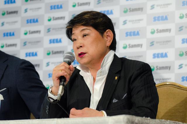 松田丈志を28年間指導した久世由美子コーチ(2016年9月12日)