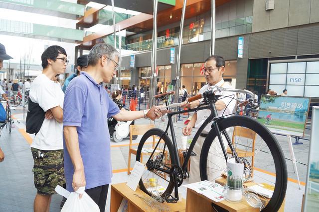 最新自転車の試乗ができる「ヴェロ東京」9/17~18開催