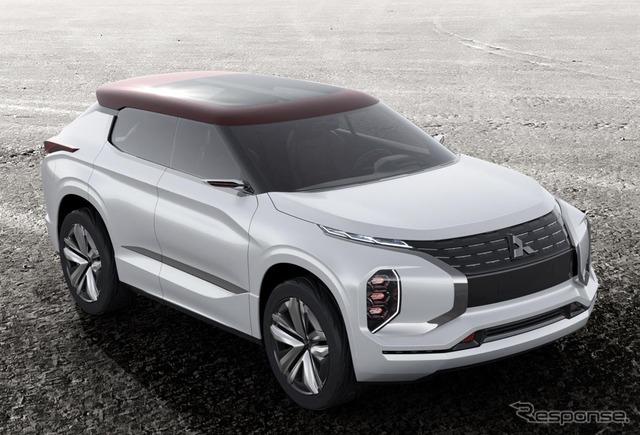 三菱 GT‐PHEV コンセプト