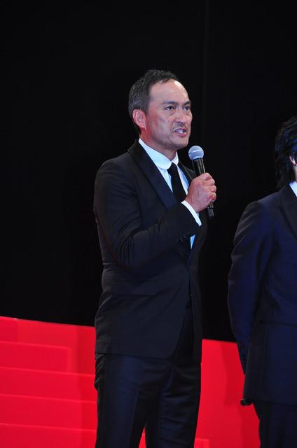 渡辺謙『怒り』ジャパンプレミア