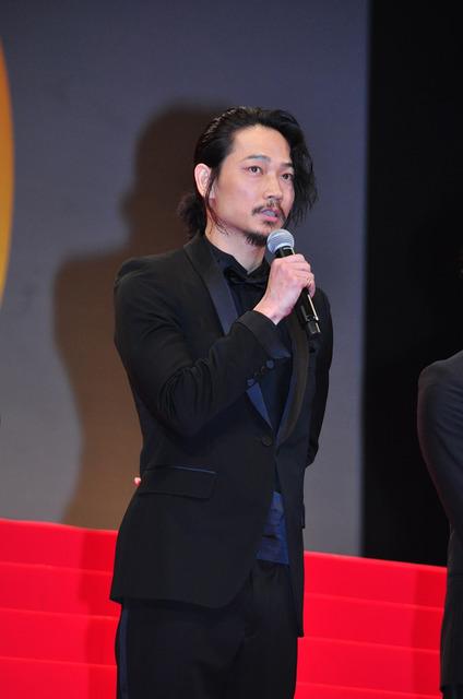 綾野剛『怒り』ジャパンプレミア