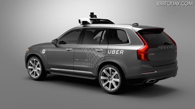 Uber、自動運転タクシーの路上試験走行を米ピッツバーグでスタート!