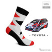 HEEL TREADのソックス(WRC Official Team Livery Pack)