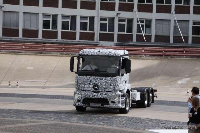 Urban eTruck