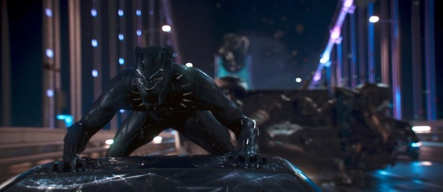 『ブラックパンサー』(C)Marvel Studios 2018  MARVEL-JAPAN.JP/blackpanther