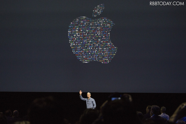 Apple(C)Getty Images